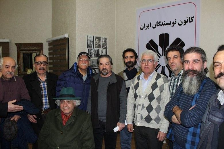 Kanoon-election-2 انتخابات کانون نویسندگان ایران برگزار شد