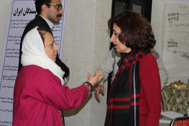 Kanoon-election-6 انتخابات کانون نویسندگان ایران برگزار شد