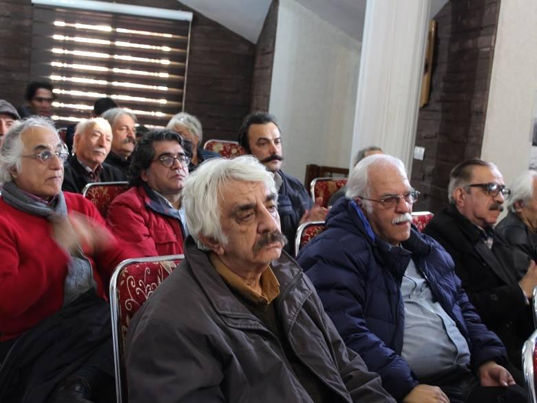 Kanoon-election-8 انتخابات کانون نویسندگان ایران برگزار شد
