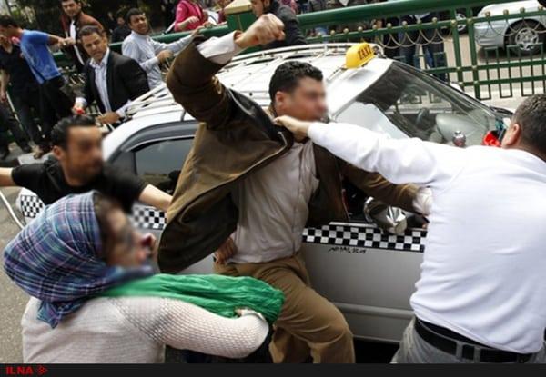 افزایش نرخ خشونت و فحاشی در ایران