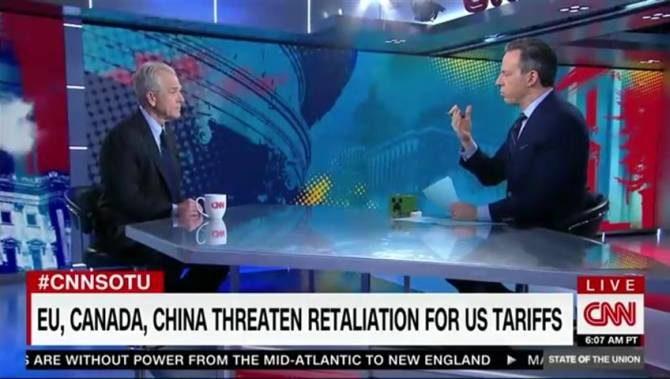 جنگ تجاری دونالد ترامپ با جهان