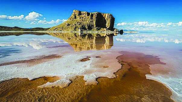 دریاچه اورومیه