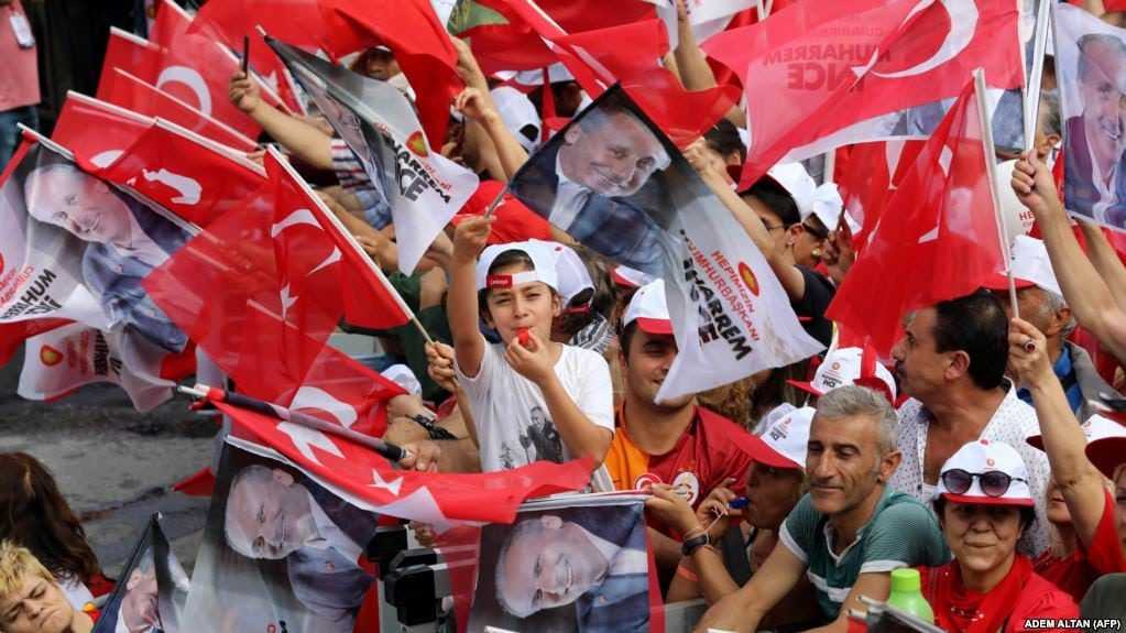 ترکیه در مسیر یک چرخش تاریخی