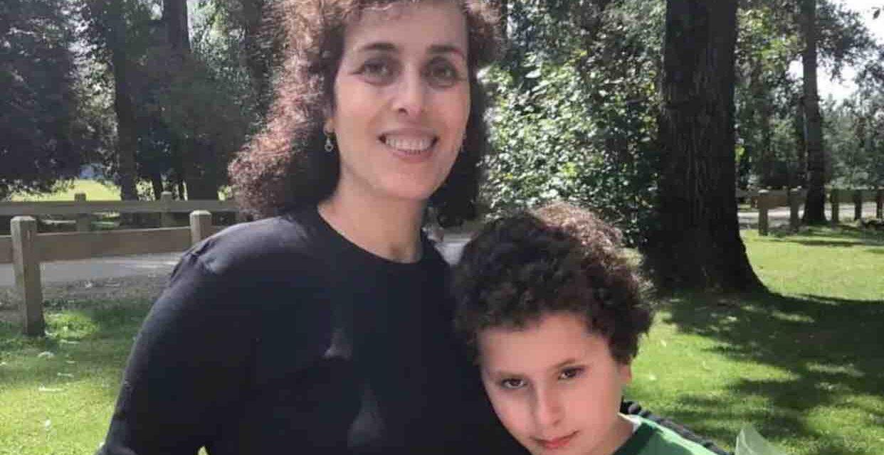 زن ایرانی و فرزند ۷ سالهاش در آتشسوزی آپارتمانی در نورت ونکوور سوختند