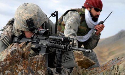 ائتلاف بهرهبری آمریکا به دنبال صلح و ثبات افغانستان نیست