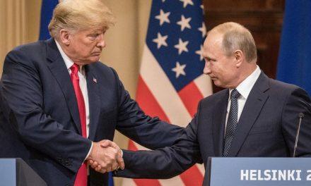 آمریکا، خاورمیانه را به روسیه میسپارد