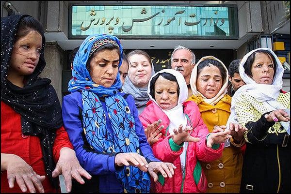 5682 این چهرهها پرچم محرومیت دخترکان ایران زمیناند!