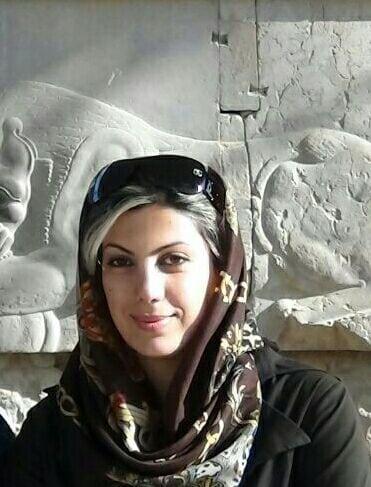 Farnaz-Jafarzadegan نگاهی به شعری از فرناز جعفرزادگان