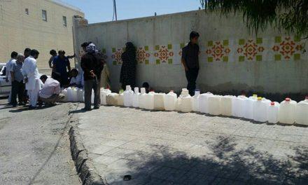 بازخوانی پرونده انتقال آب به کویت