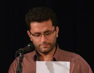 دو شعر از اسماعیل مهرانفر
