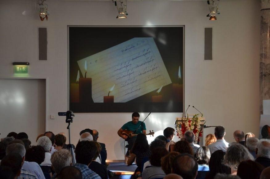 Photos-by-E_ALEF-10 گزارشی از مراسم نکوداشت هما سلطانی در شهر نورنبرگ
