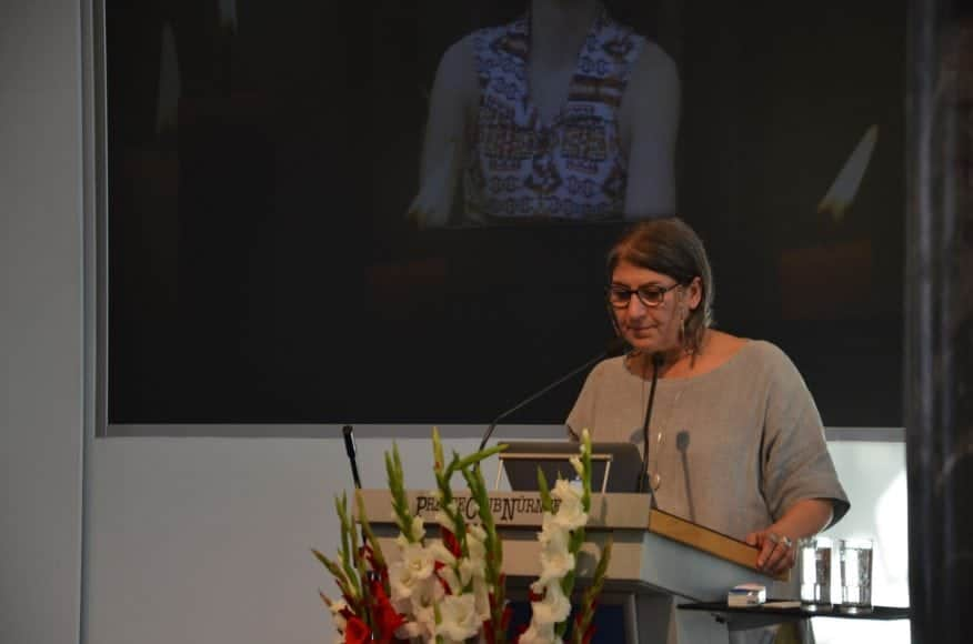 Photos-by-E_ALEF-3 گزارشی از مراسم نکوداشت هما سلطانی در شهر نورنبرگ