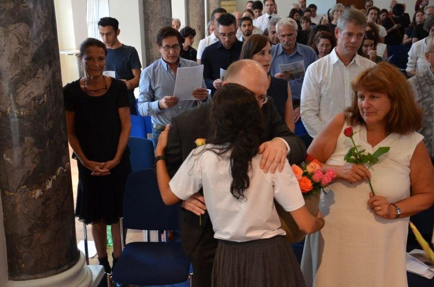 Photos-by-E_ALEF-4 گزارشی از مراسم نکوداشت هما سلطانی در شهر نورنبرگ