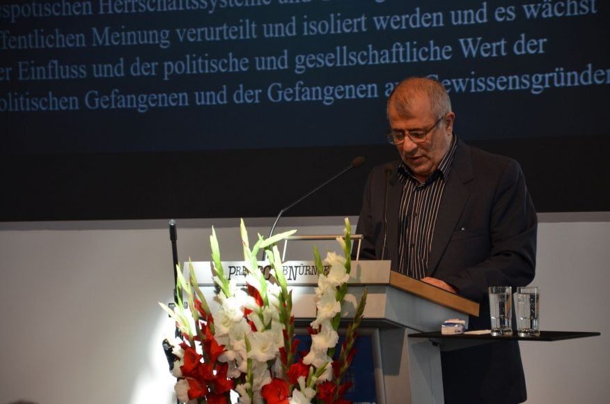 Photos-by-E_ALEF-7 گزارشی از مراسم نکوداشت هما سلطانی در شهر نورنبرگ