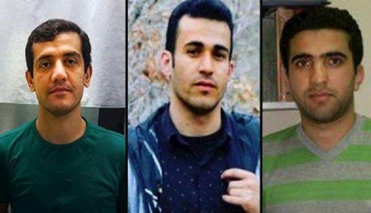 محکومیت-جهانی-اعدام-سه-زندانی-سیاسی-کرد