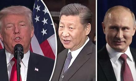 روابط استراتژیک روسیه و چین محور بازدارندگی در مقابل آمریکا