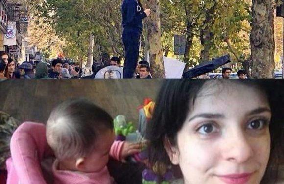 «ویدا موحد پرچم آزادی زنان ایران»