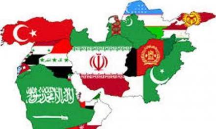 خاورمیانه بر روی خط آتش در چشم انداز یک جنگ منطقهیی