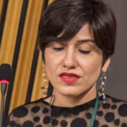 Sepide-Jodayri اشعار شاعران ایرانی در همبستگی با اعتراضات مدنی کردستان