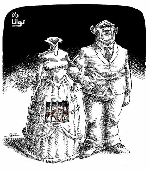 child-marriage-tavana تجاوز سفید در پس ازدواج ...