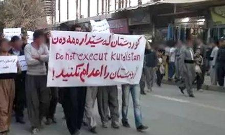 اشعار شاعران ایرانی در همبستگی با اعتراضات مدنی کردستان