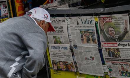 انتخابات ریاست جمهوری برزیل زنگ خطر ظهور فاشیسم نوین