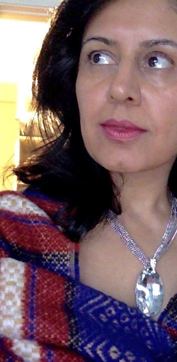 Shahla-Latifi شعری از شهلا لطیفی