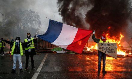 جلیقهزردهای فرانسه و آیندهٔ اروپا