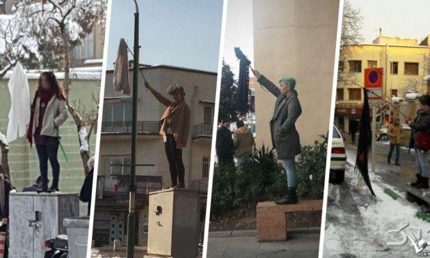 چرا حرکت «دختران خیابان انقلاب» گسترش نیافت