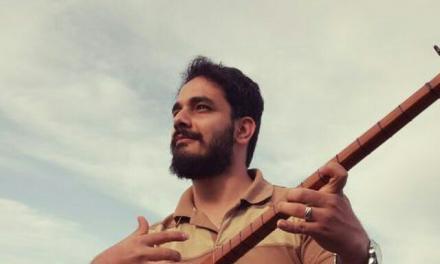 پنج ترانه از بابک سلیم ساسانی