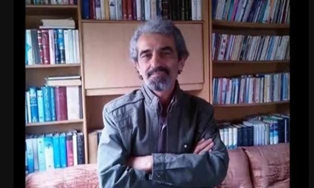خوانش شعرهای منصور خورشیدی