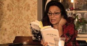 M.-Milani یادداشت کتابفروش برای رمان«تهران کوه کمرشکن» به قلم«مهین میلانی»