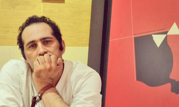 پنج شعر از محمدرضا حاج رستمبگلو