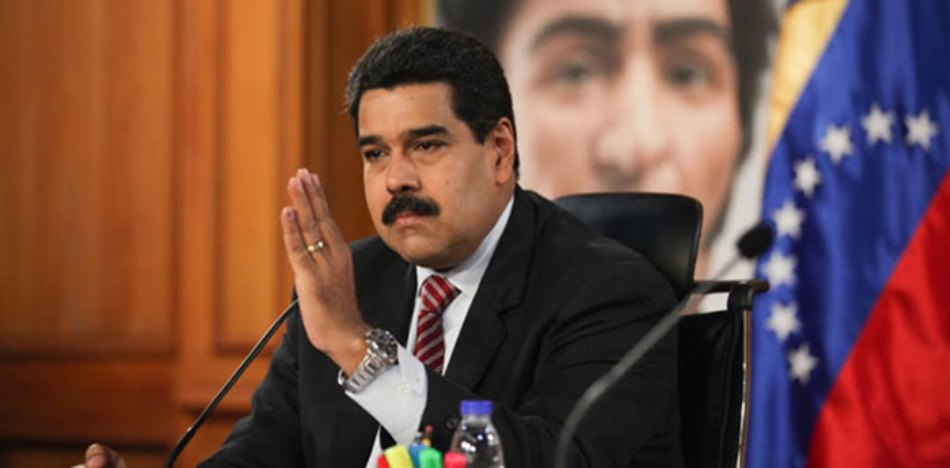 مادورو روی خط آتش: «دستهای تجاوز از ونزوئلا کوتاه»