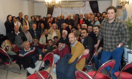 هشتمین مجمع عمومی کانون نویسندگان ایران برگزار شد