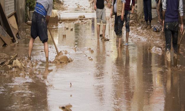 بیست گزاره اقلیمی دربارهی سیلابهای اخیر در ایران
