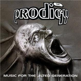 TheProdigy-MusicForTheJiltedGeneration هُملِتِ (l'hommelette) گم شده، لیبیدوی سترگ