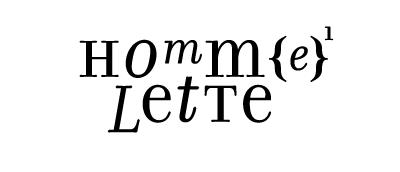 hommelette هُملِتِ (l'hommelette) گم شده، لیبیدوی سترگ
