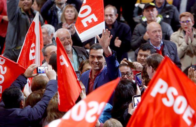 105865357-1555999428803gettyimages-1138269657 پیروزی جناح چپ (به مفهوم عام) در انتخابات پارلمانی اسپانیا