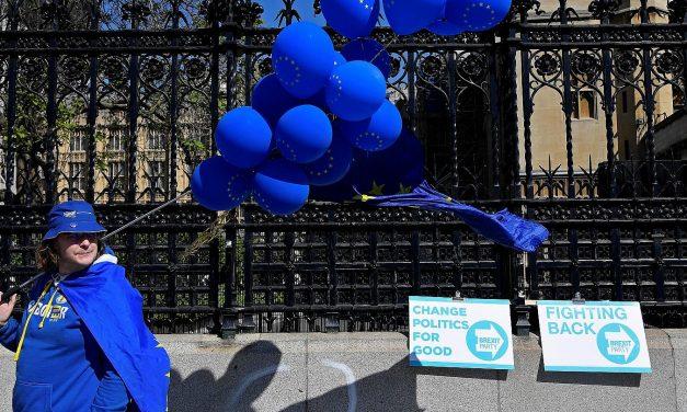 انتخابات پارلمان اروپا آزمونی برای نجات یا سقوط