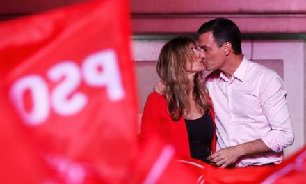 پیروزی جناح چپ (به مفهوم عام) در انتخابات پارلمانی اسپانیا
