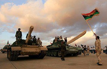 فاجعه لیبی فعلاً هیچ راه برون رفتی ندارد