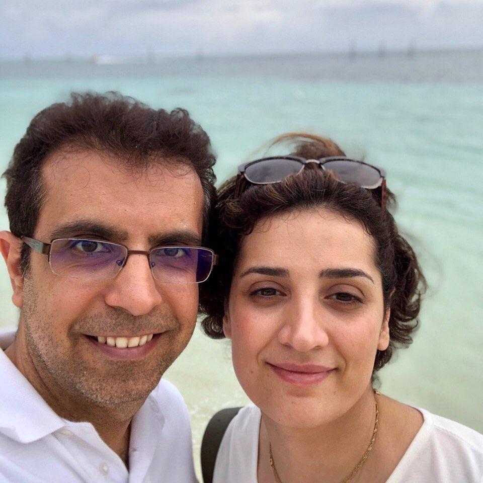 گفتوگوی کوتاه شهرگان با فاطیما عابدی همسر زندهیاد علیرضا احمدیان