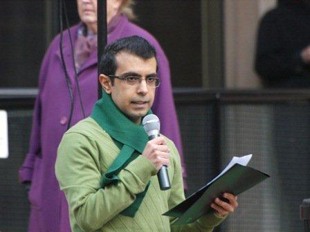 ساخت آهنگ «جوان ایرانی» پیشنهاد علیرضا احمدیان بود