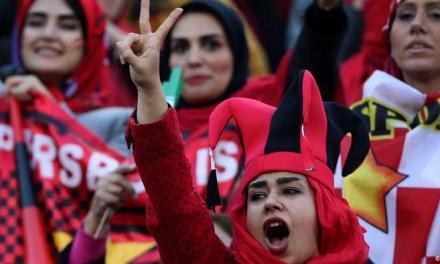 کارزار علیه آپارتاید جنسیتی در ورزش ایران را گسترش دهیم