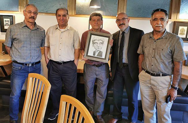 Fred-visit خیر مقدم به سعید ملکپور و تقدیر از تلاشهای تیم آزادسازی او از زندان جمهوری اسلامی ایران