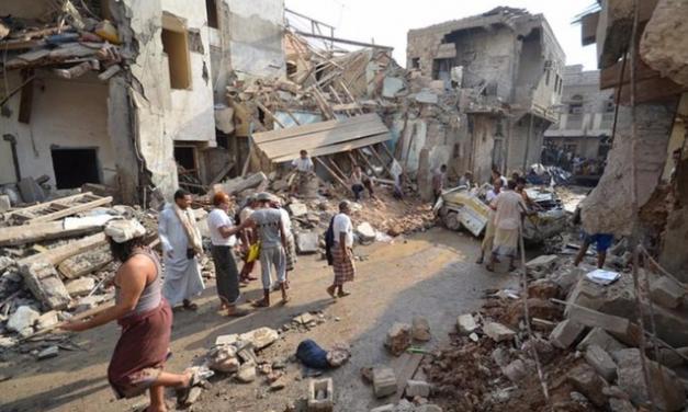 فاجعه جنگ یمن گام به گام این کشور را به سوی فروپاشی میبرد