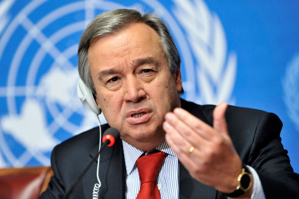 فراخوان دبیر کل سازمان ملل متحد به توقف اعدامها در ایران