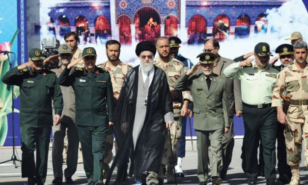 نامه سرگشاده ۹ وکیل ایرانی: خواستار برکناری علی خامنهای و انحلال قانون اساسی هستیم