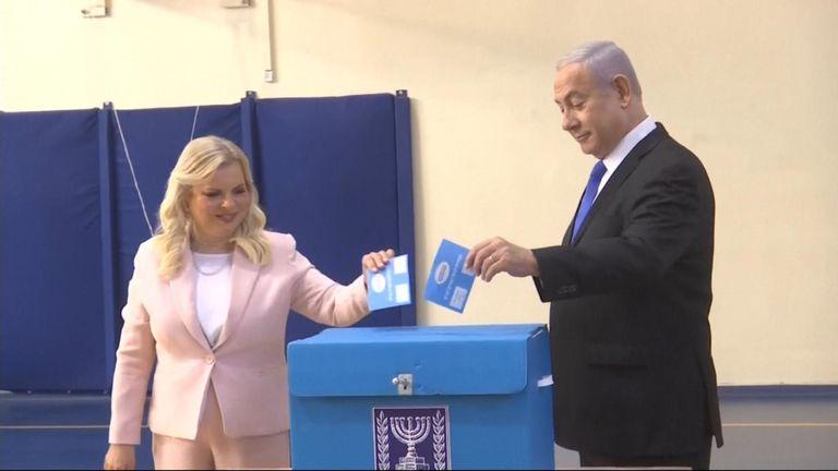 انتخابات سه شنبه و قمار سیاسی نتانیاهو برای حفظ قدرت